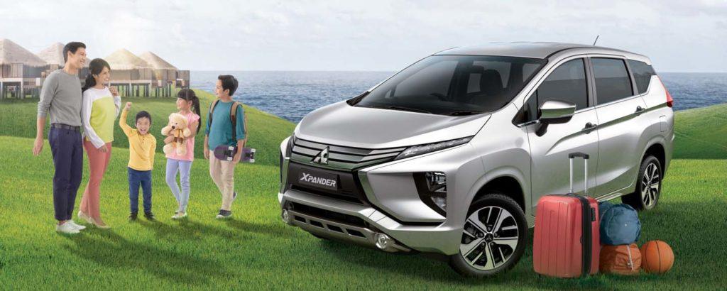 Kredit Mitsubishi Xpander